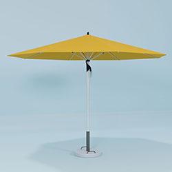 Glatz Fortero parasol geopend