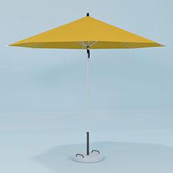 Glatz Fortino parasol geopend