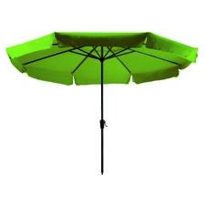 Parasol Rhodos 350cm rond (Appel groen)