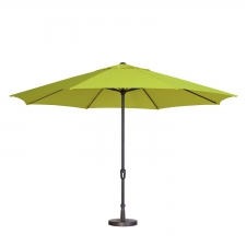 Parasol Sumatra 400cm (apple green)