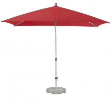 Parasol Alu-Smart easy 210x150cm (red)