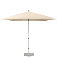 Parasol Alu-Smart easy 250x200cm (ecru)