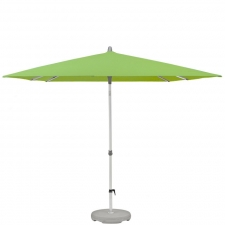 Parasol Alu-Smart easy 240x240cm (kiwi)