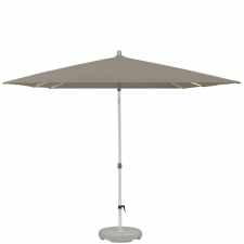 Parasol Alu-Smart easy 240x240cm (taupe)