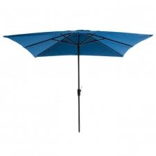 Parasol Rhodos 280x280cm (Turquoise)