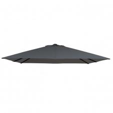Parasoldoek Lima 300x300cm grey