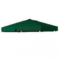 Parasoldoek Hartman Reflexion en Scope zweefparasol 320x320cm vierkant groen (polyester)