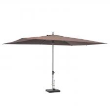 Parasol Rectangle 400x300cm (taupe)