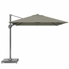 Zweefparasol Voyager T2 270x270 (Taupe)