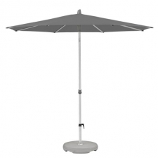 Parasol Alu-Smart easy 250cm (stone grey)