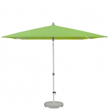 Parasol Alu-Smart easy 200x200cm (kiwi)