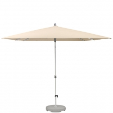 Parasol Alu-Smart easy 200x200cm (ecru)