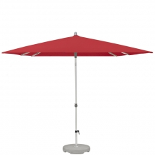 Parasol Alu-Smart easy 200x200cm (red)