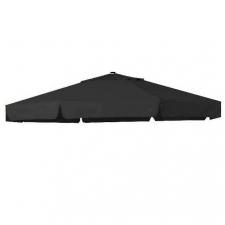 Parasoldoek Hartman Reflexion en Scope zweefparasol 320x320cm vierkant grijs (polyester)