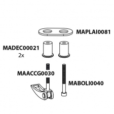Onderdeel - Umbrosa Paraflex standaard bundel 10/11/13/14
