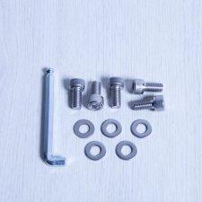 Onderdeel - Glatz Sombrano schroevenset voor draaibare voet M4