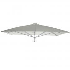 Paraflex Classic parasolkap 190x190cm - Solidum (Grey)