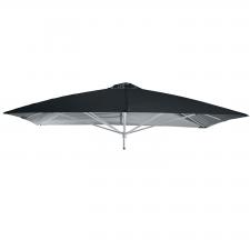 Paraflex Classic parasolkap 190x190cm - Sunbrella (Black)
